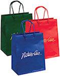 Crystal Gloss Eurotote Gift Bags